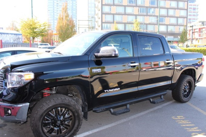 Vancouver Toyota Client Comes To Ralph's For Tundra Audio Upgrade
