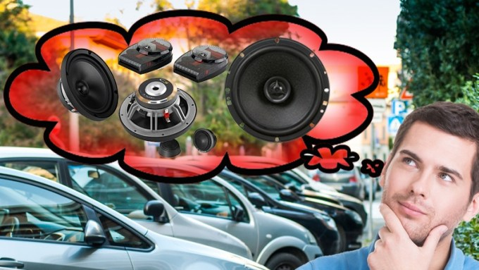 Choosing Speakers For Your Car: Components Or Coaxials?