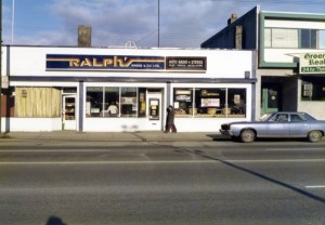Ralph's Radio History