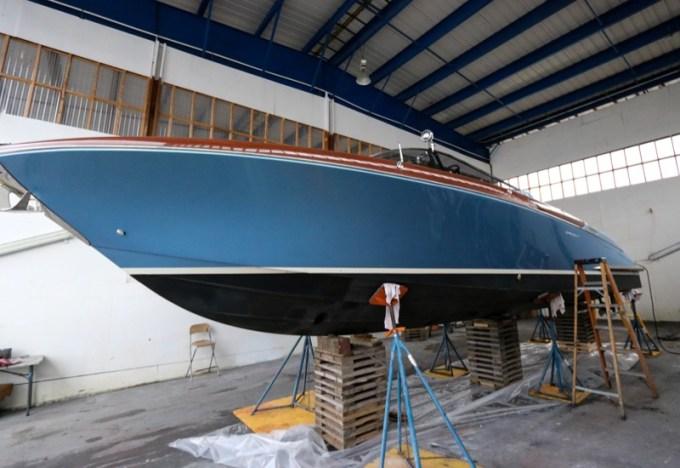 Riva Aquariva Super Stereo System Renovation for Vancouver Yacht