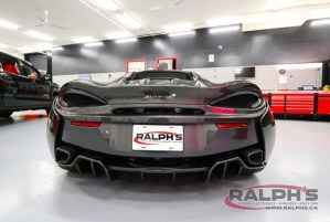 McLaren Radar