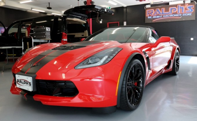 Radar and Laser Defense for Vancouver Chevy Corvette