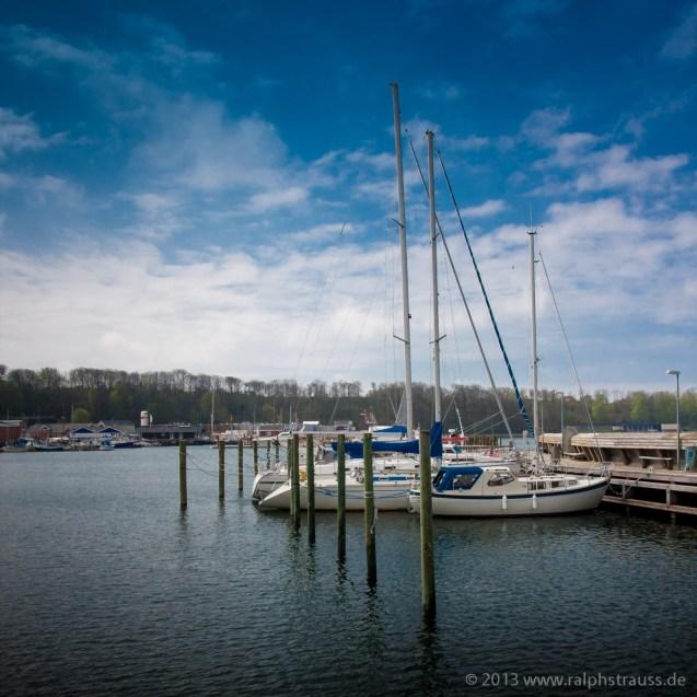 Hafen in Lemvig