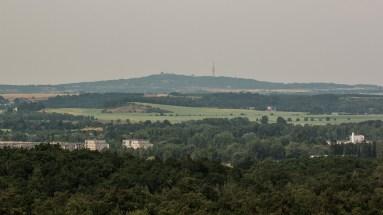 Blick auf den Petersberg
