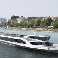«Rhystärn», ein neues Schiff für Basel