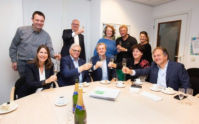 Hartekamp Groep tekent contract met RAM-IT als servicepartner voor ICT-diensten