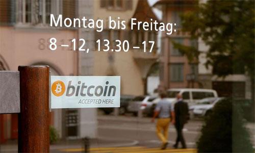 Bitcoin-Bank