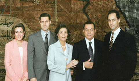 Mobarak-Familiy