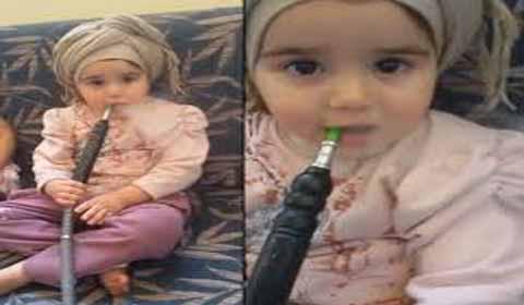 Kinder-Rauchen