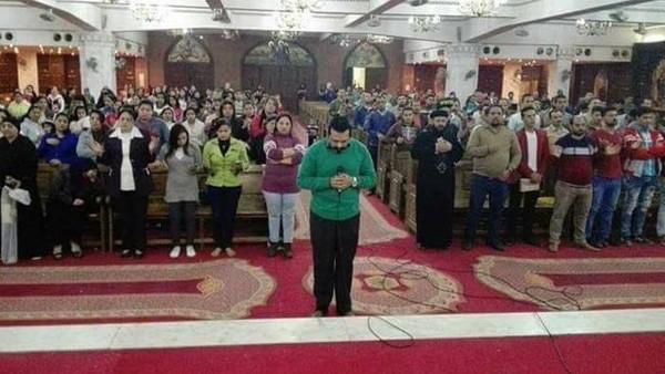 Coptish-Moslim-In-Egypt
