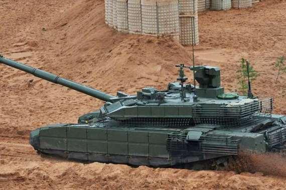 Panzer-T-90-Russland