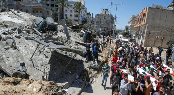 قناة إسرائيلية: مصر تقدمت بمقترح للتهدئة اعتباراً من الخميس وحماس: تل أبيب تُفشِل كل الجهود