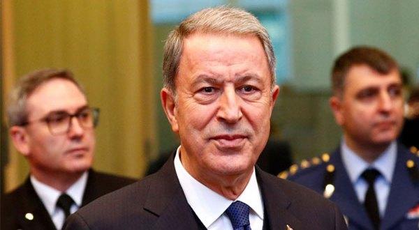 وزير الدفاع التركي: تطور علاقاتنا مع مصر يرعب البعض ويخيفهم