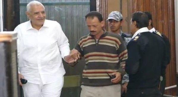 إخلاء سبيل عبدالمنعم أبوالفتوح بعد 3 سنوات حبس احتياطيًا.