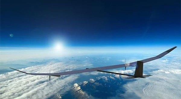 قريباّ فى سمائنا طائرة خارقة تحلق 20 شهراً دون توقف أو التزود بالوقود