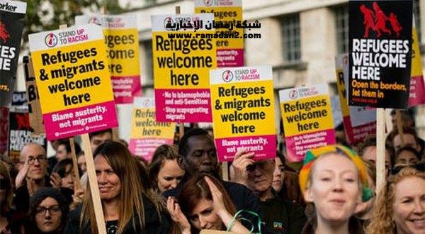 """""""المهاجرون مُرحّب بهم هنا"""".. فيلم سينمائى إنساني يخترق الأسلاك الشائكة والدعاية العنصرية"""