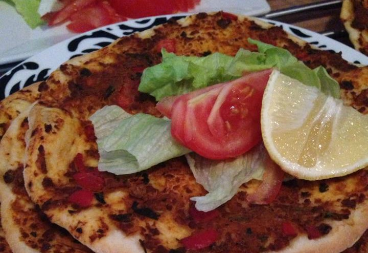 Turkse pizzas