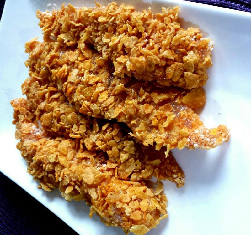 KFC wraps
