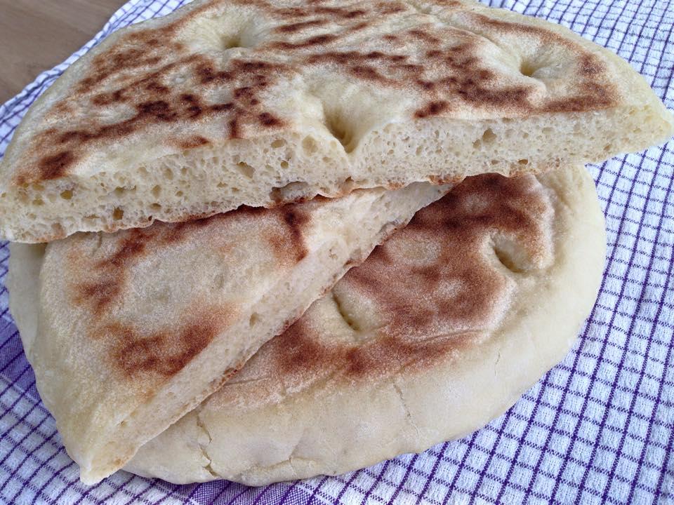 Marokkaans brood, tachnift