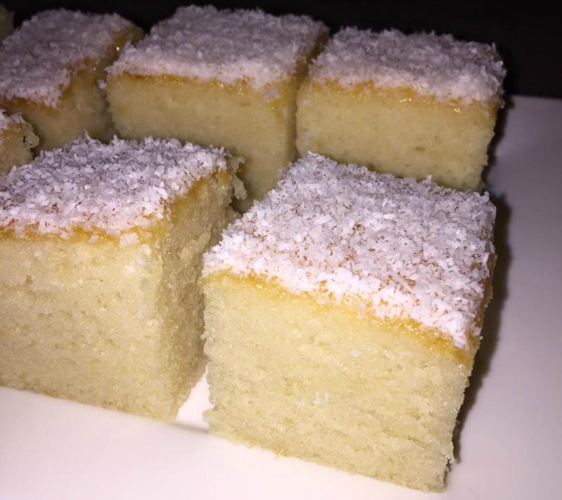 simpele cake bakken
