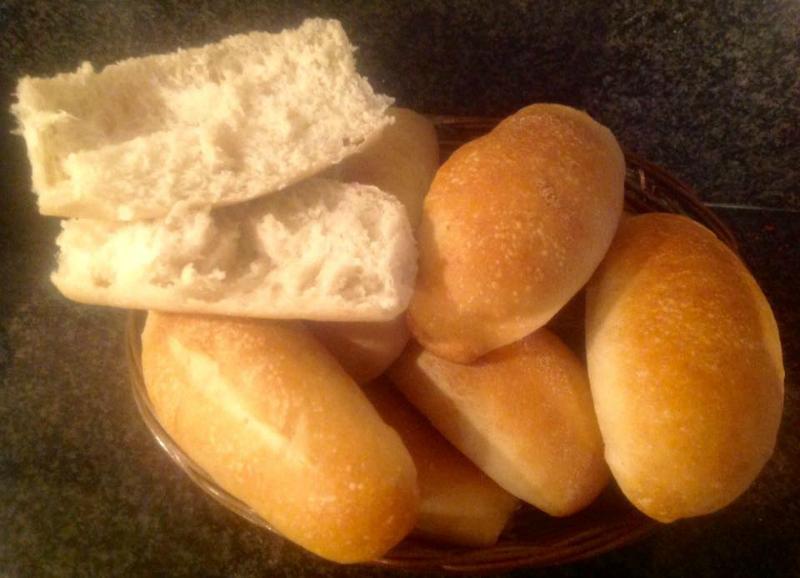 Meest luchtige harde broodjes
