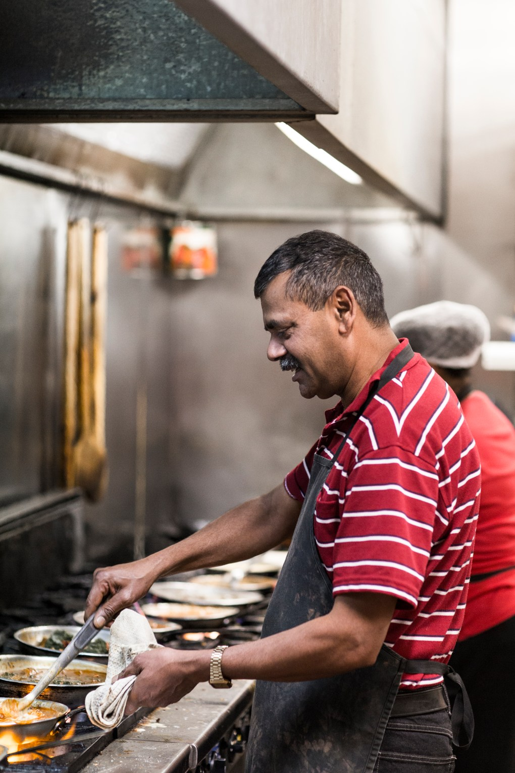 Parsu Ram  //  Chef and owner