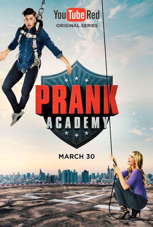 Image result for prank academy