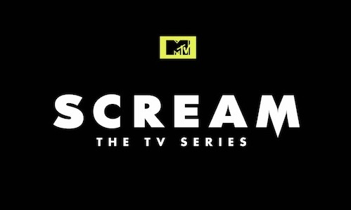Image result for SCREAM THE SERIES LOGO