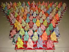 Rama Shah's Idols