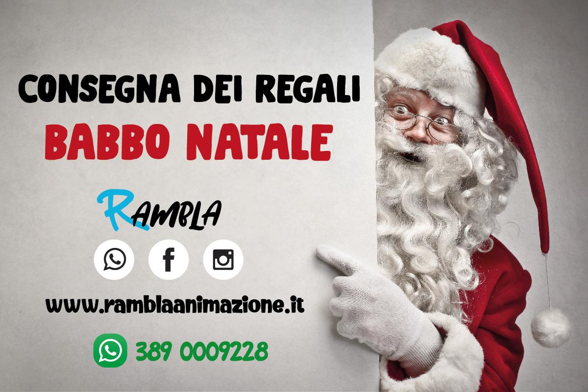 Regali Di Babbo Natale.Consegna Dei Regali Di Babbo Natale Pescara