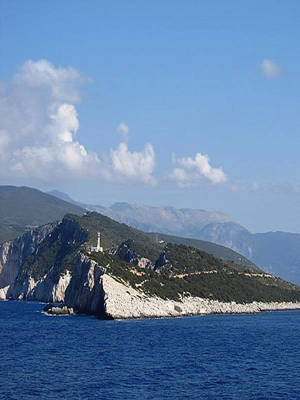 Photography from Superfast Ferries, Italy to Greece