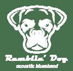 Ramblin' Dog - logo transparant
