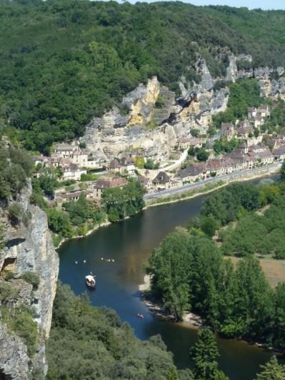 Roque de Gageac.