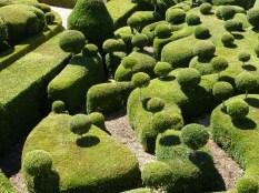 Marqueyssac hedges.