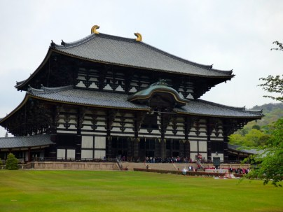 Largest wooden building in the World.