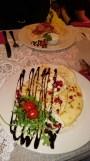 Estonian pancakes.