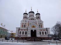 Nevsky Church.