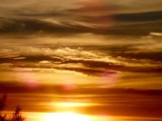 Uluru sunset.