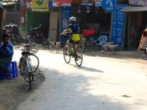 Riding Mandalay.