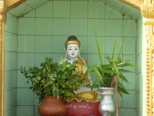 One of countless Buddhas.