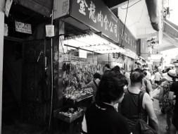 Kowloon markets.