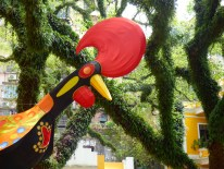 Year of the rooster in Macau.