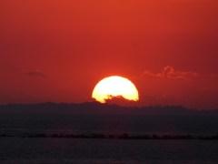 Sunset at Denerau.