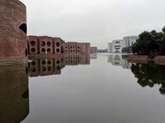 Bangladesh Parliament.