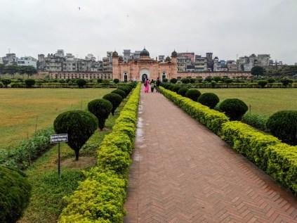 Dhaka fort.