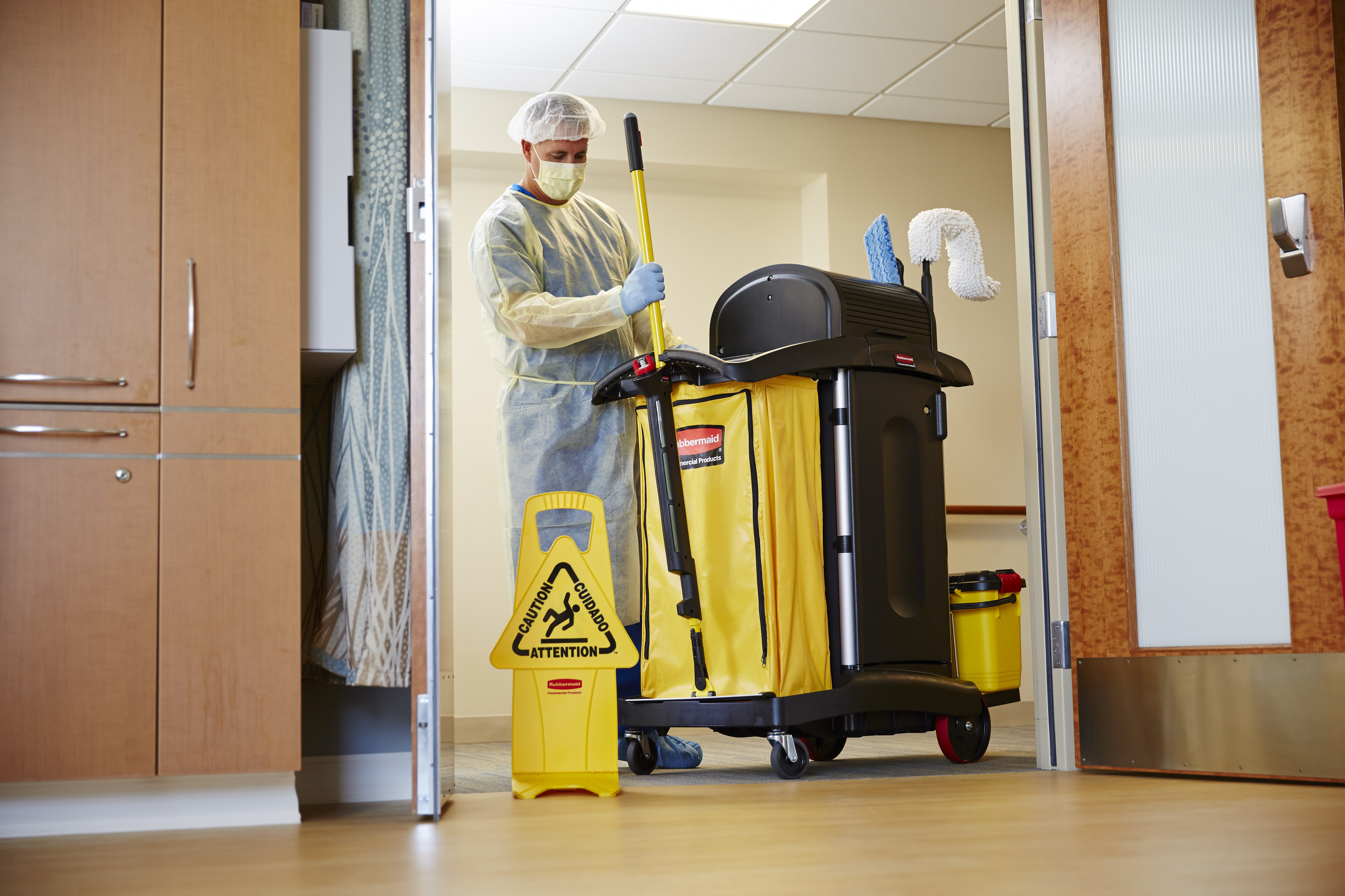 Cleaning in Hospitals (part 4) - Ramblings About Disinfection