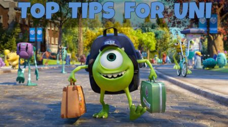 top tips for uni