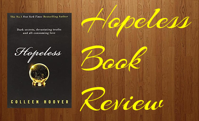 Hopeless Book Review
