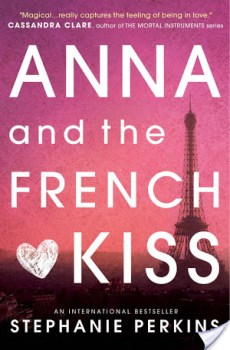 Book Review: Anna and the French Kiss