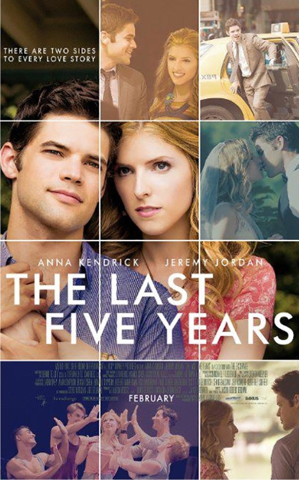 Movie Review: The Last Five Years